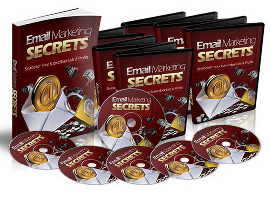 Product picture Email Marketing Secrets (MRR)