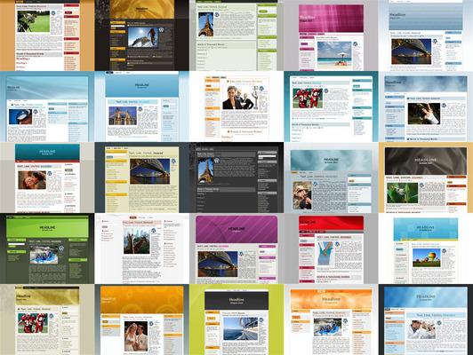 Product picture 100 WordPress Blog Themes (PLR)