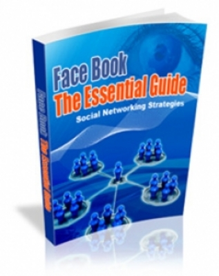 Product picture Face Book The Essential Guide Social Networking