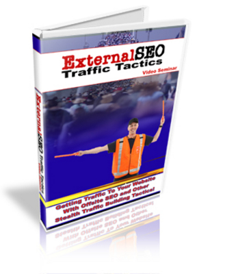 Product picture External SEO Traffic Tactics Video Course (MRR)