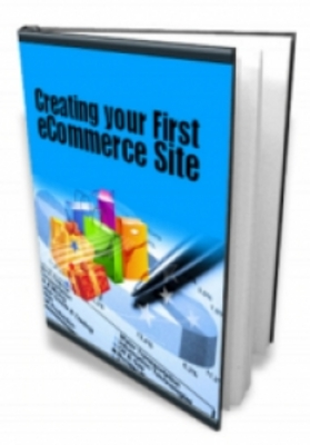 Product picture Creating Your First e-Commerce Site (MRR)