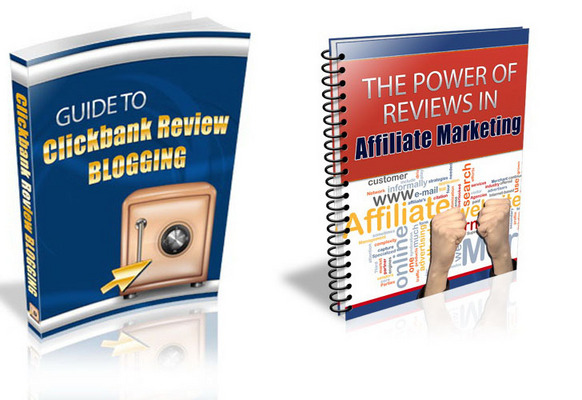 Product picture Guide To ClickBank Review Blogging (PLR)
