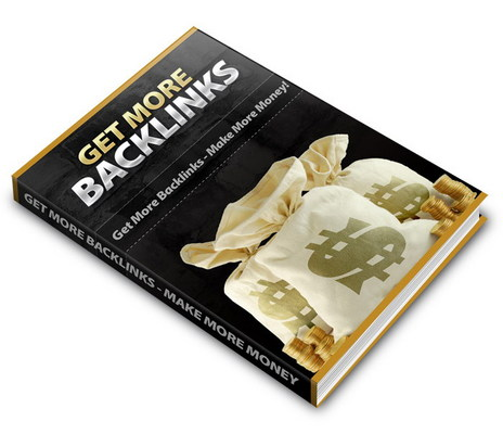 Product picture Get More Backlinks (PLR)