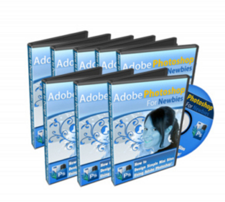 Product picture Adobe Photoshop For Newbies Videos (MRR)